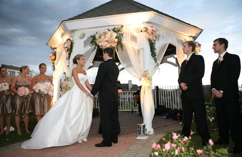 Wedding at Waters Edge Resort and Spa.