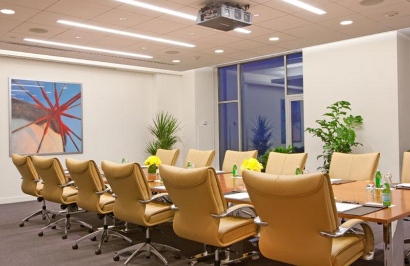 Meeting Room at Hotel Arista
