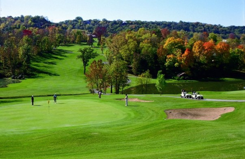 Golf Course at  Eagle Ridge Resort