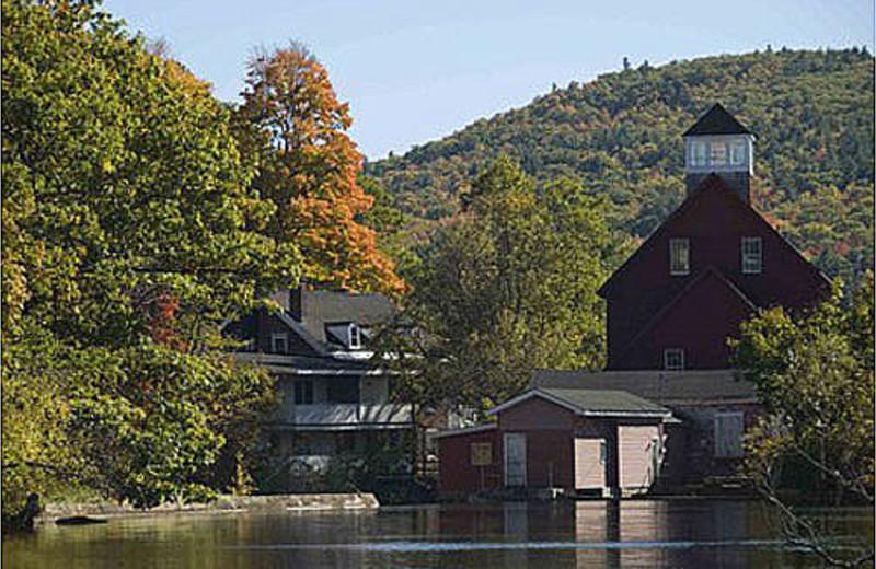 Lake view at Comfort Inn Lakes Region.