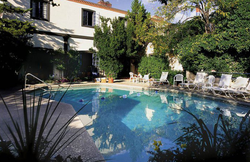 Outdoor Pool at Inn of the Governors