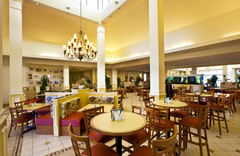Restaurant view at Hilton Garden Inn Outer Banks.