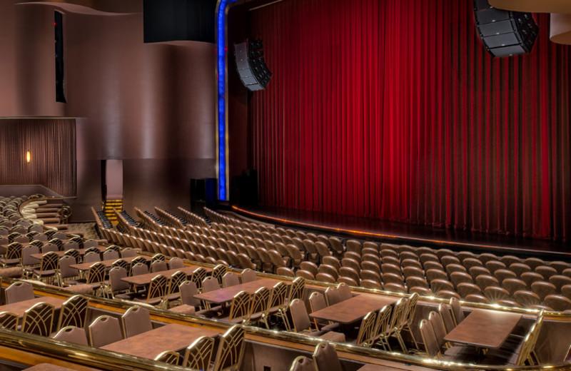 Theater at Turning Stone Resort Casino.