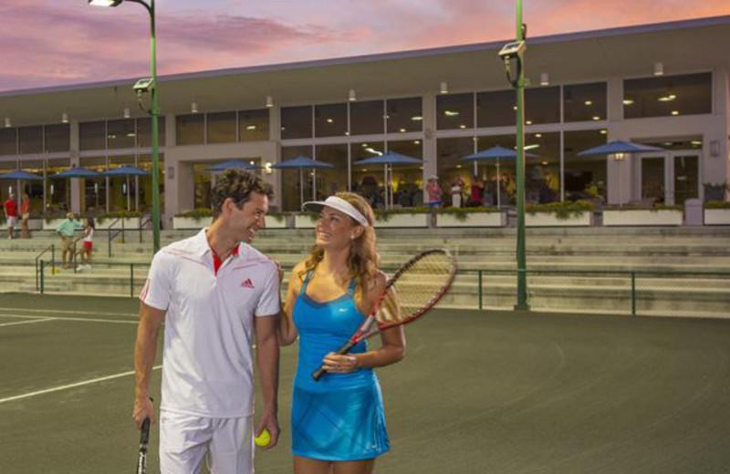 Tennis Fun at Longboat Key Club