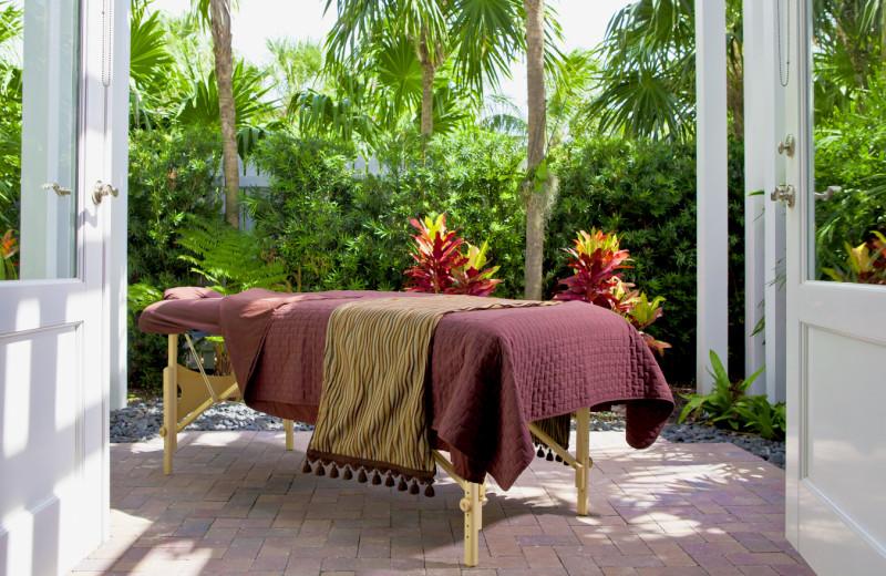 The Spa at The Westin Key West Resort & Marina.