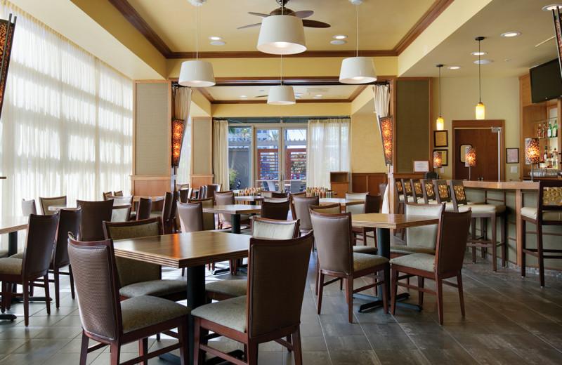 Dining at Hyatt House Emeryville.