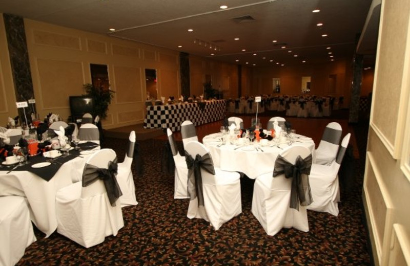 Banquet Hall at the Highwayman Inn & Conference Centre