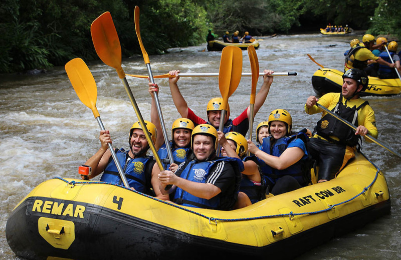 River rafting at American Patriot Getaways, LLC.