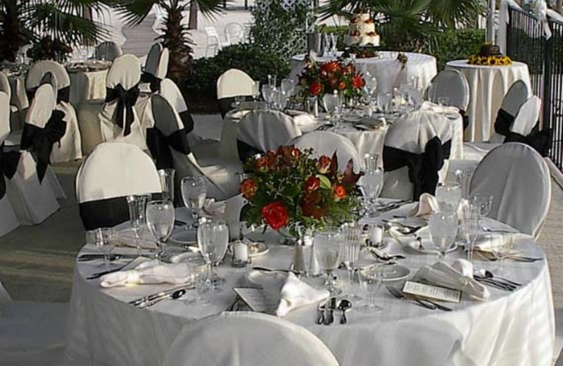 Wedding at  Charleston Harbor Resort