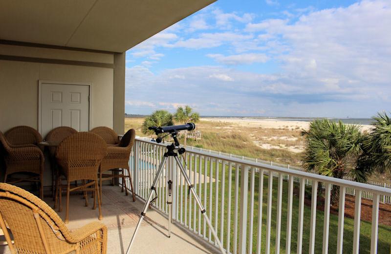 Rental balcont at Boardwalk Realty Inc.