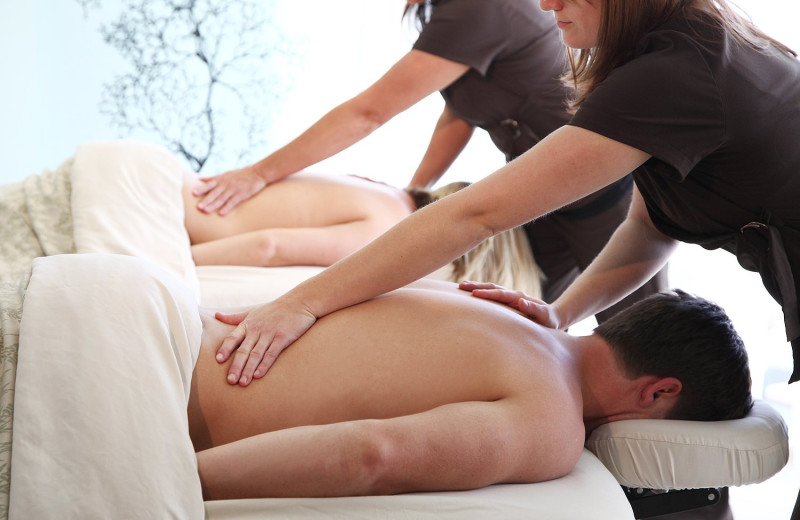 Massage at Lakeway Resort and Spa.