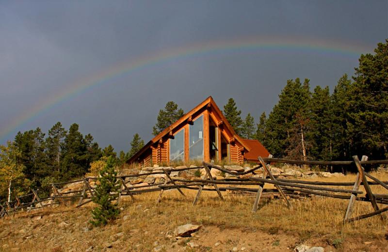 Chapel at Paradise Guest Ranch.