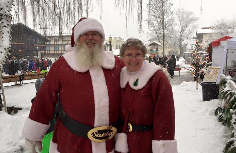 Holiday season at Obertal Inn.