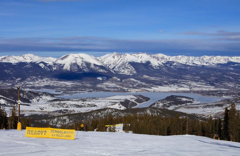 Ski at Luxury Inn and Suites.