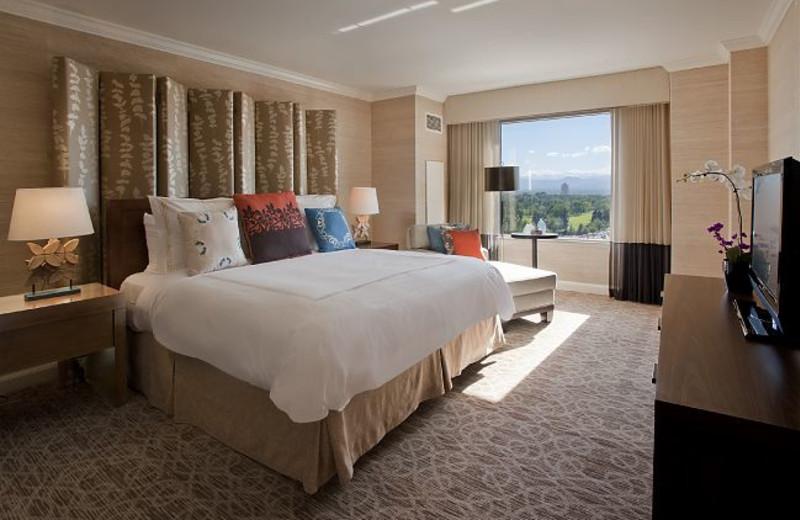 Guest Room at JW Marriott Denver