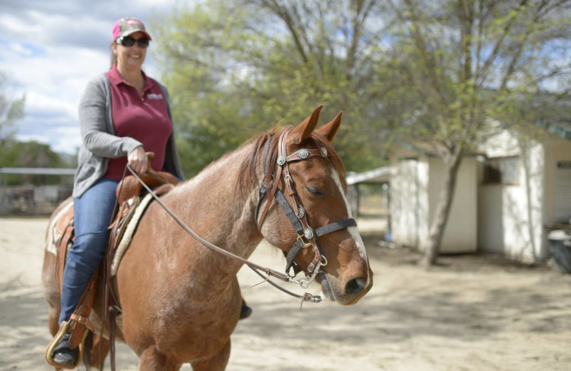 Horseback Riding at Wonder Valley Ranch Resort