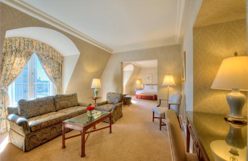 Suite at The Sir Stamford at Circular Quay.