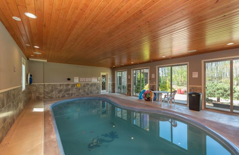 Rental pool at Railey Vacations.