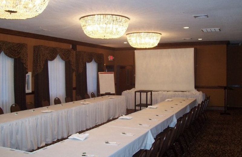 Conference room at Mountain Lodge & Conference.