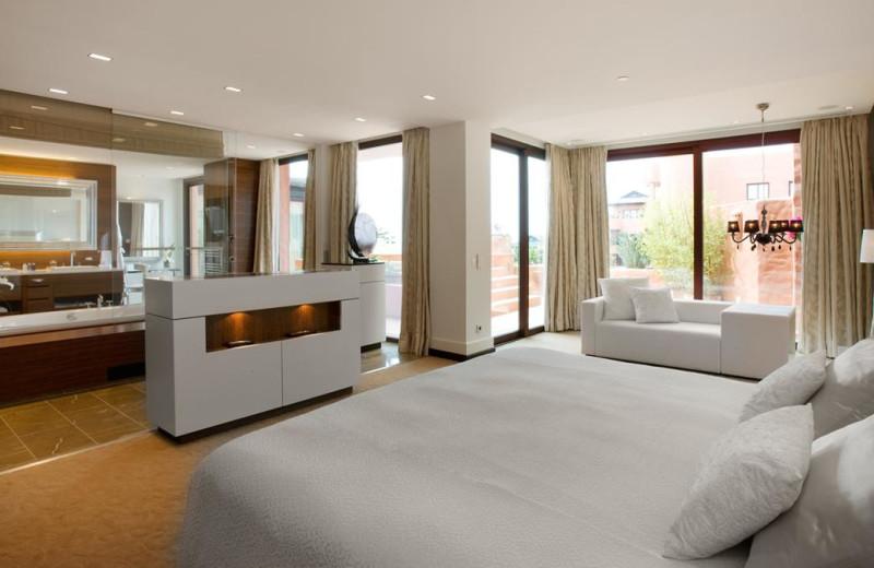 Guest room at Kempinski Resort Hotel Estepona.
