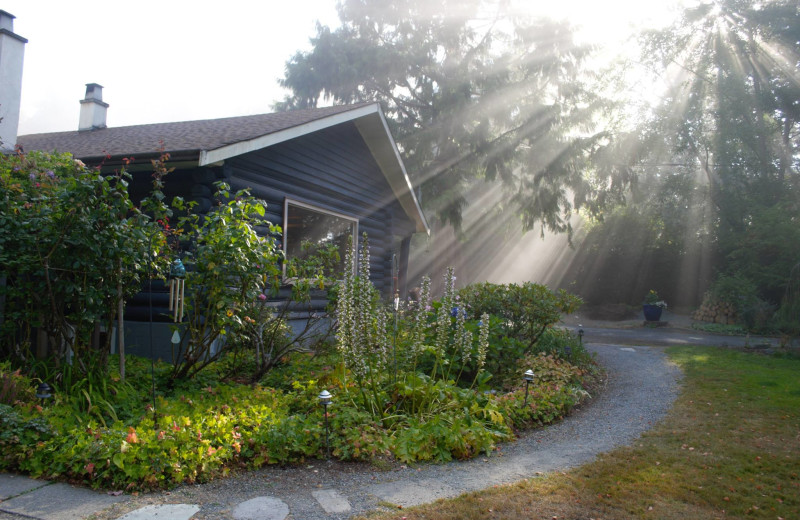 Exterior view of Ocean Wilderness Inn & Spa Retreat.