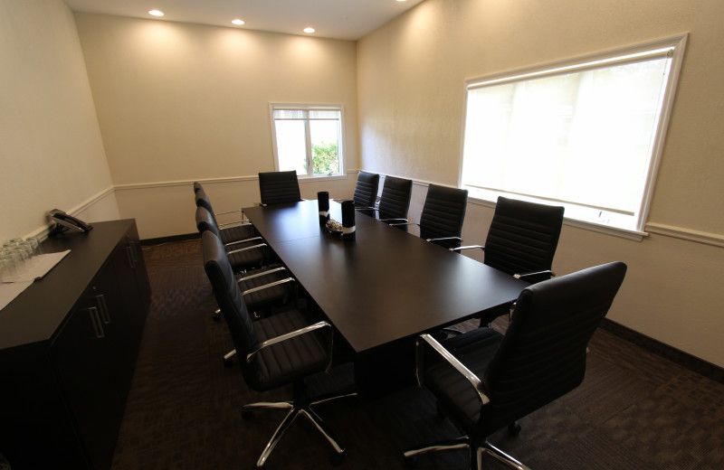 Meeting room at The Sullivan.
