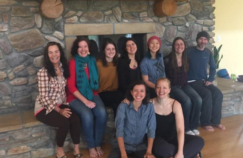 Groups at Joyful Journey Hot Springs Spa.