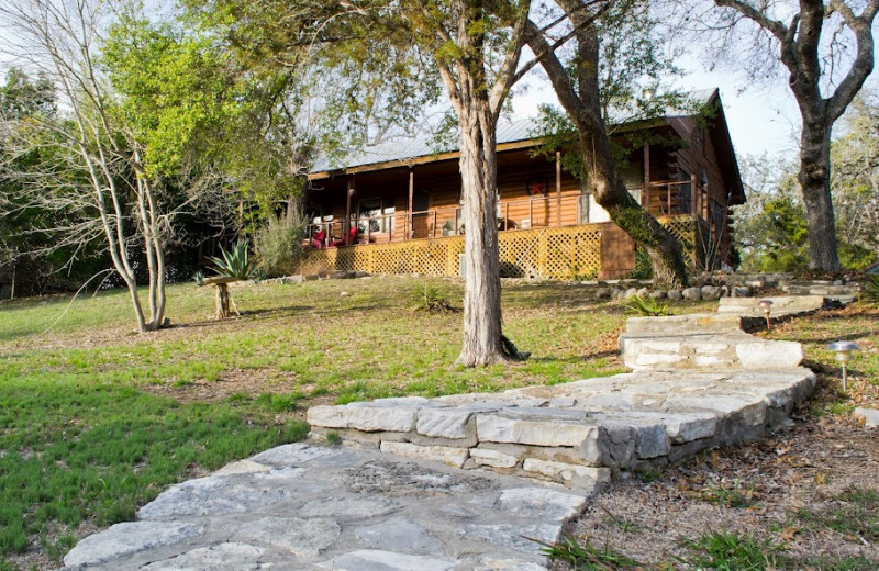 Rental exterior at Hill Country Premier Lodging.