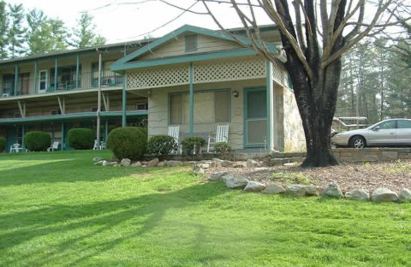 Jordan Lodge at Mill House Lodge.