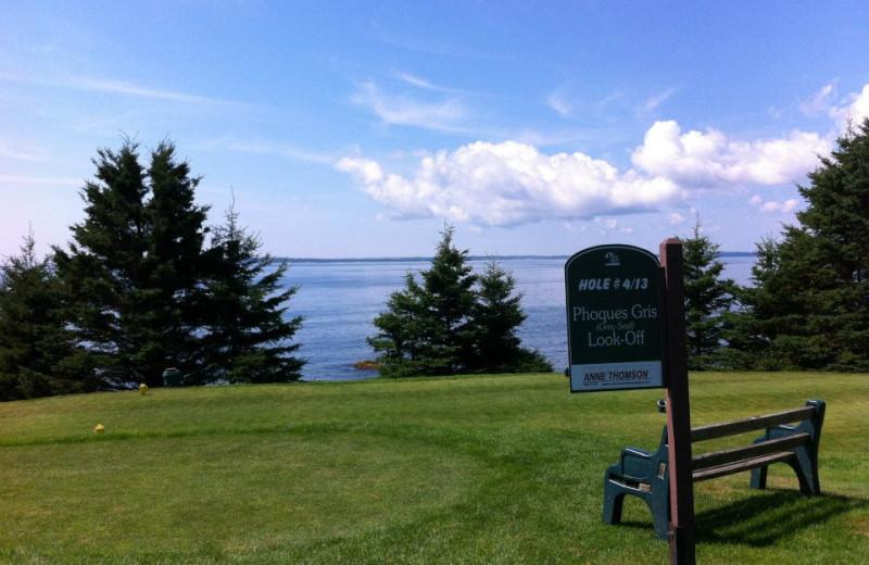 Golf Course at White Point Beach Resort