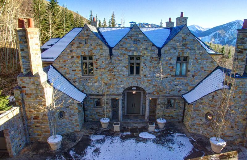 Rental exterior at Aspen Luxury Vacation Rentals.