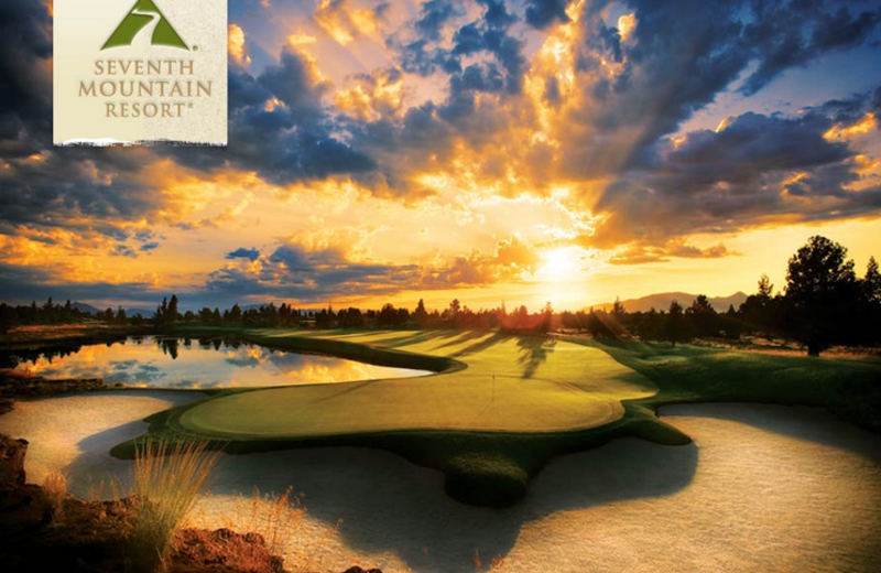 Golf Course at Seventh Mountain Resort