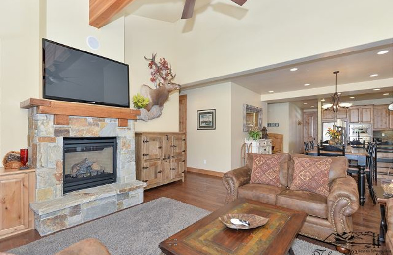 Luxury Vacation Rental at Tahoe Signature Properties
