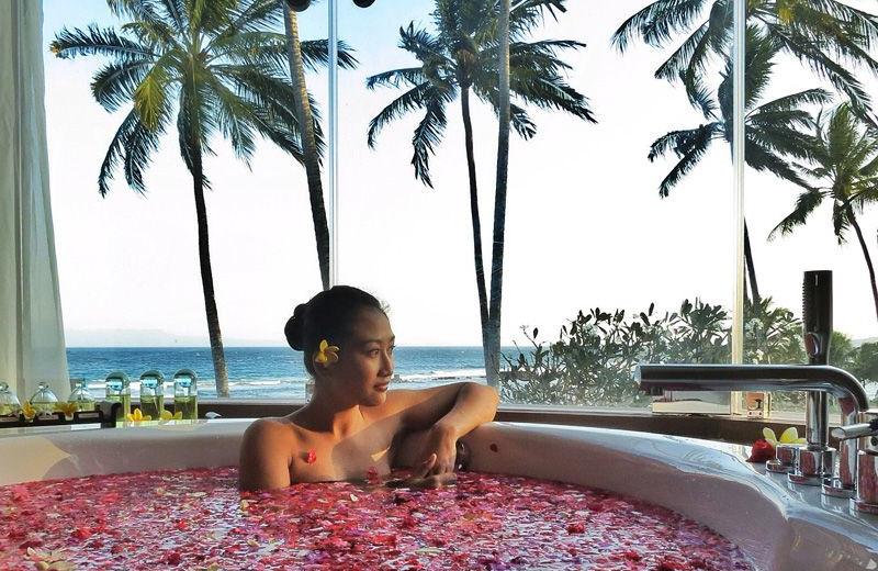Spa at Candi Beach Hotel.