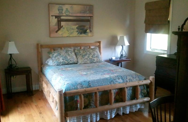 Bedroom at Montfair Resort Farm