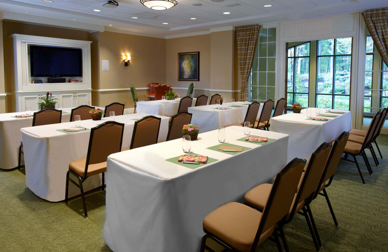 Meetings at The Lodge at Woodloch.