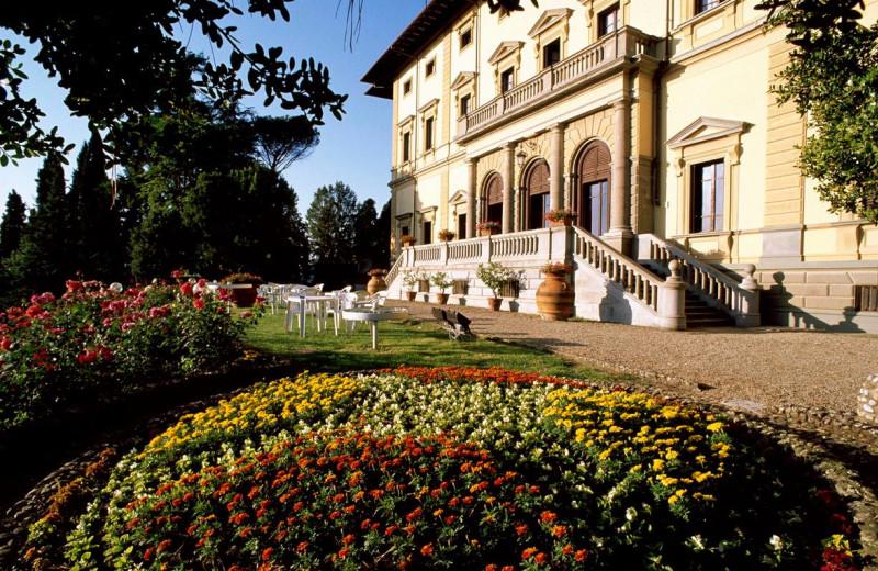 Exterior view of Villa Pitiana.