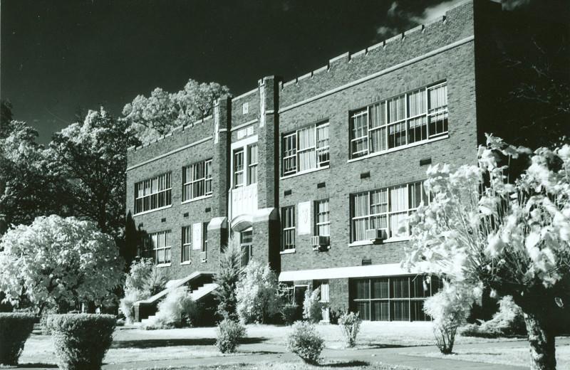 Historic site near Lynnhurst Family Resort.