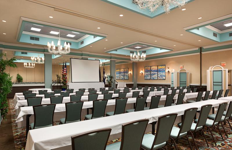 Meeting room at Ocean Reef Resort.