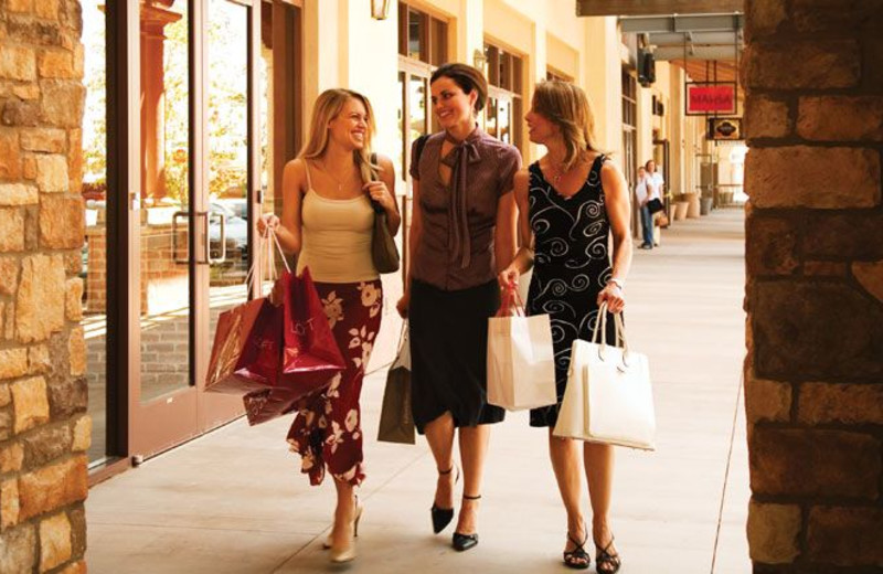 Shopping downtown at SkyRun Vacation Rentals - Scottsdale, Arizona.