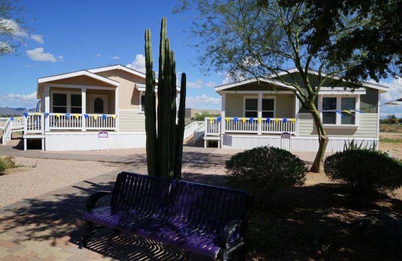Exterior at Monte Vista Village Resort.