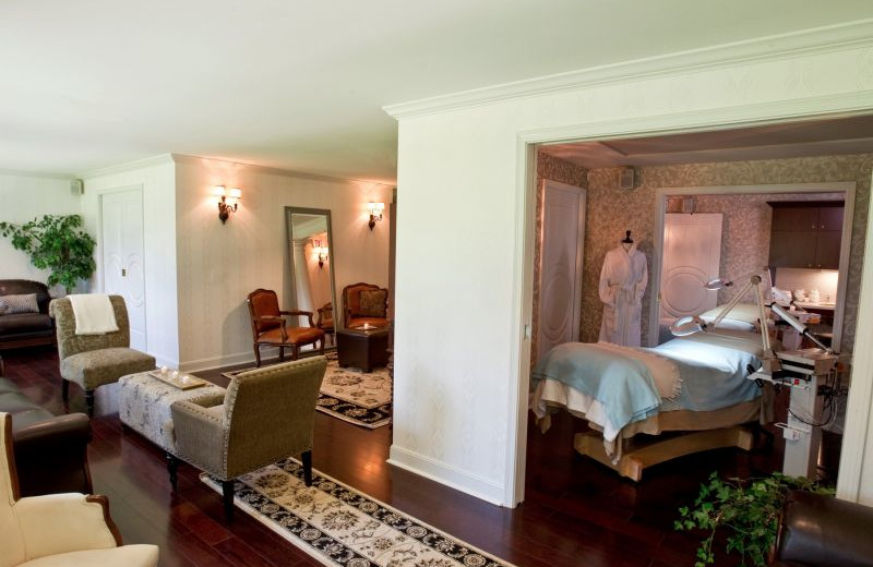 Spa at Carnegie House.