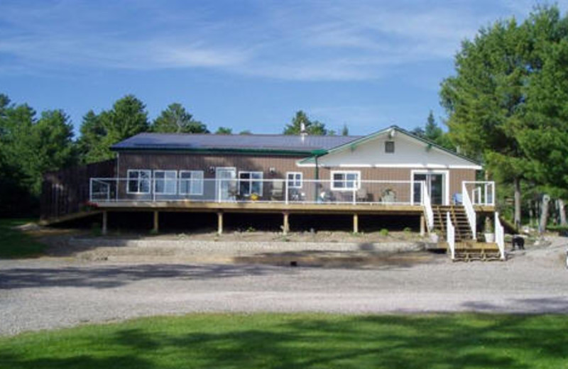 The Lodge at Owls Nest Lodge
