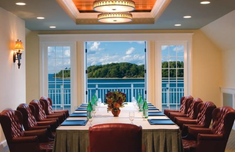 Boardroom at Harborside Hotel