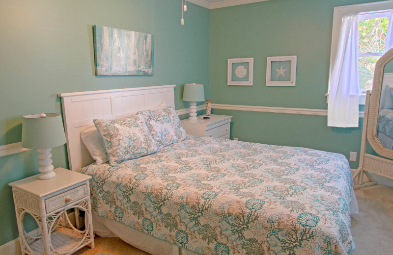Bedroom at Forest Trail 286.