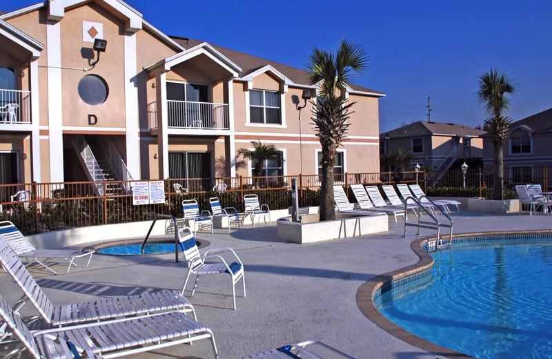 Outdoor pool at Silverleaf Resorts, Inc.