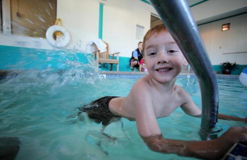 Pool Fun at Inn at Seaside