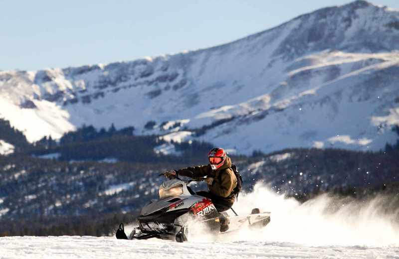 Winter Activities at Aspen Canyon Ranch
