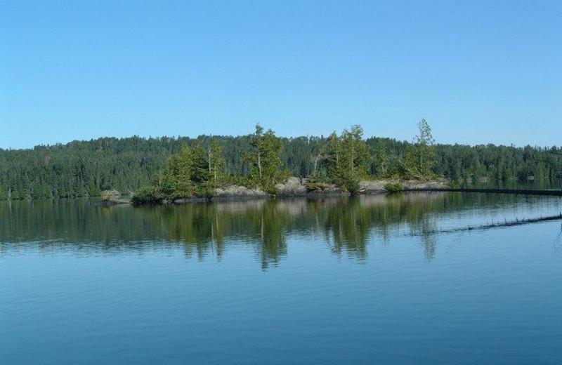 The Lake at North Country Lodge