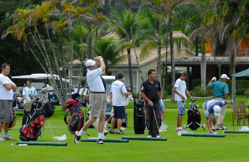 Golf at Hotel do Frade & Golf Resort.
